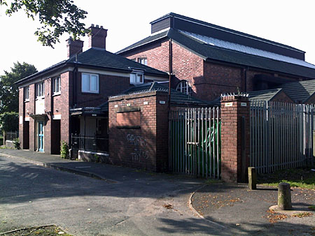 Old Bloxwich Baths